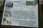 Eastport sardine history