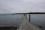 Cobscook Bay State Park pier