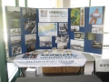 Downeast Fisheries Trails display at Craig Brook
