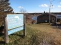 Wild Salmon Resource Center signage