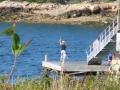 Frazer Point fishing