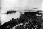 Sandy Island weir 1887