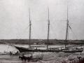 Historical granite schooner