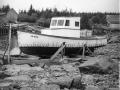 Lobster boat 1954
