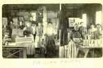 Clam factory workers