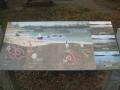 Long cove signage mud