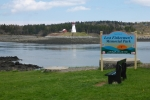 Lost Fishermen's Park in Lubec