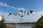 McCurdy's fish sculpture