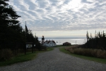 Quoddy Head State Park entrance